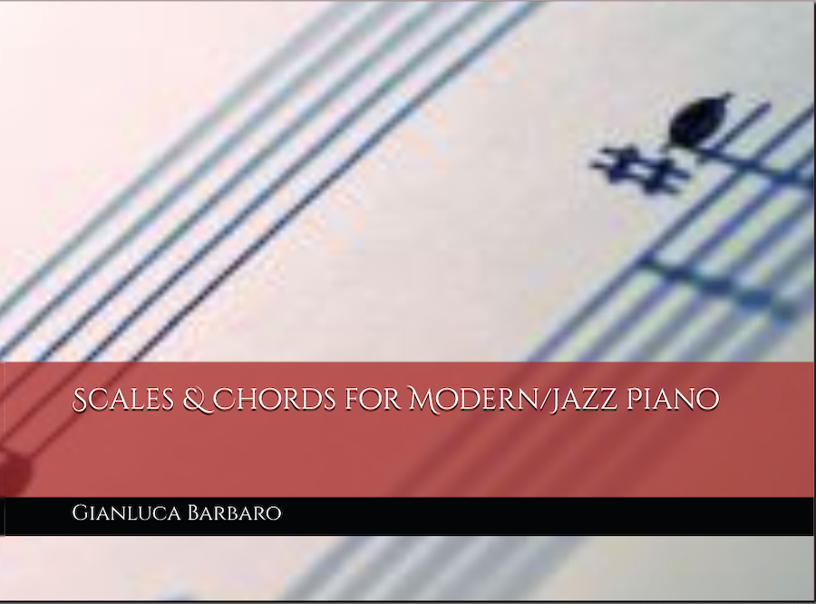 Scales & Chords for Modern/Jazz Piano