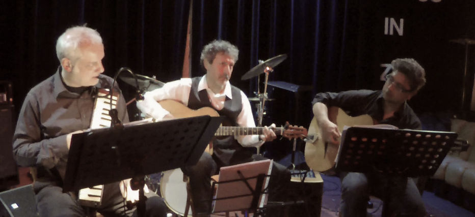 Gipsy Pocket Swing - Trio Manouche